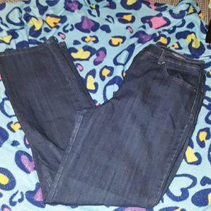 Gloria Vanderbilt women's size 12 Amanda blue jean